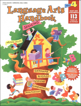 Language Arts Handbook Grade 4
