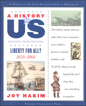 Liberty for All? (History of US 5) 3rd ed REV