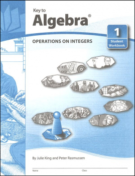 Key to Algebra Book 1: Operation on Integers