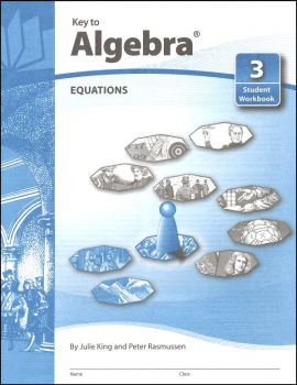 Key to Algebra Book 3: Equations