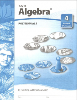 Key to Algebra Book 4: Polynomials