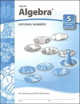 Key to Algebra Book 5: Rational Numbers