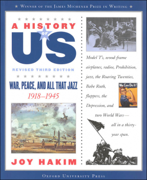War, Peace, and All That Jazz 3rd Edition Revised (Vol. 9)