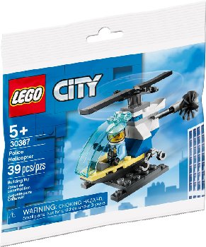 LEGO City Police Helicopter (30367)