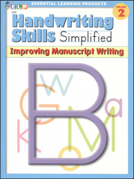 Handwriting Skills Simplified Level B