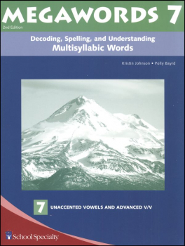 Megawords 7 Student Book 2ED