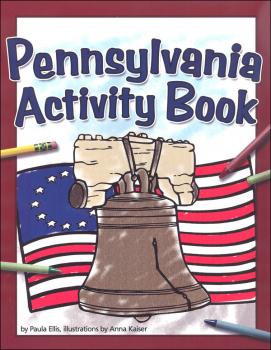 Pennsylvania Activity Book