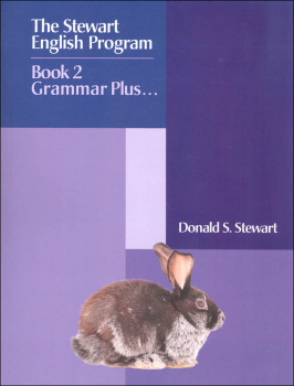 Stewart English Program Grammar Plus Book 2