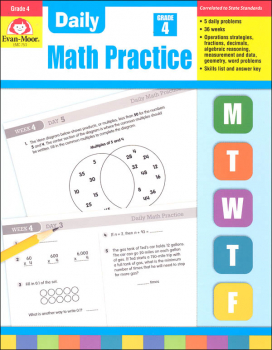 Daily Math Practice 4