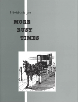 More Busy Times Workbook