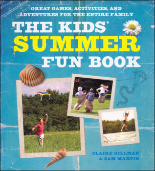 Kids' Summer Fun Book