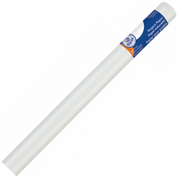 "Pacon Project Paper Roll , White (24""x30')"