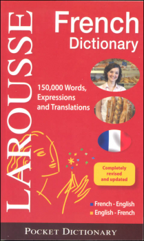 Larousse Pocket French/English Dictionary