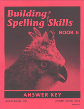 Building Spelling Skills 5 Teacher 2ED
