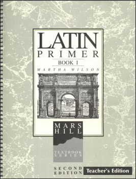 Latin Primer Book 1 Teacher 2ED