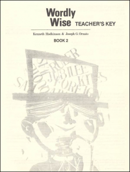 Wordly Wise 2 Teacher Key