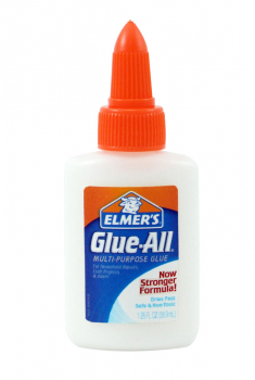 Elmer's Glue-All 1 1/2 oz. Bottle