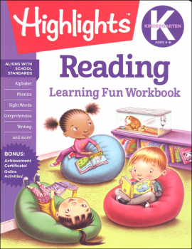 Kindergarten Reading (Highlights Learning Fun Workbook)