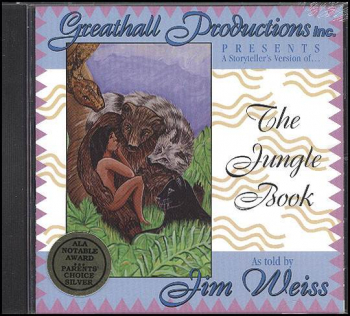 Jungle Book CD