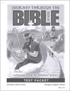 Journey Through the Bible Book 2: Wisdom and Prophetic Tests
