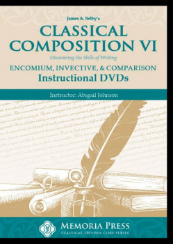 Classical Composition VI: Encomium, Invective, and Comparison Stage DVD