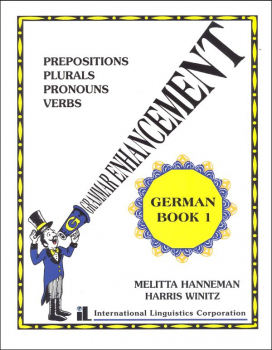 German Grammar Enhancement Book Only