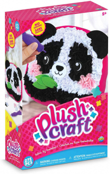 PlushCraft Panda Pillow