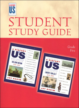 New Nation Elementary Student Guide (History of US Books 4 & 5))