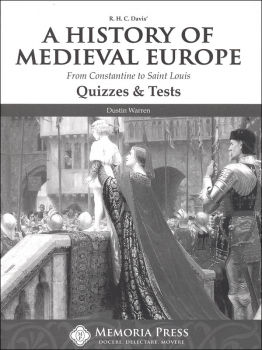 History of Medieval Europe Quizzes & Tests