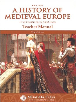 History of Medieval Europe Teacher Guide