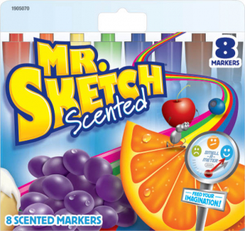 Mr. Sketch Scented Markers - 8 Color Set