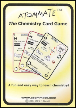Atommate: Chemistry Card Game