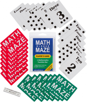 Math Maze Player's Game Set
