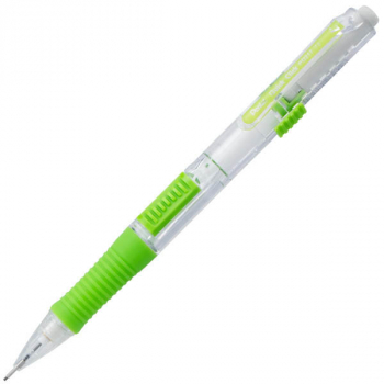 Quick Click Mechanical Pencil - Green Barrel (0.7mm)