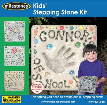 Kid's Step Stone Kit