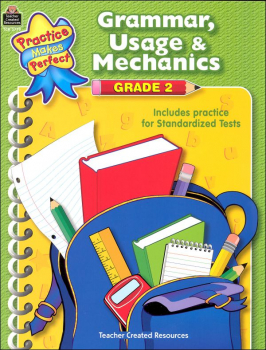 Grammar, Usage & Mechanics Grade 2 (PMP)