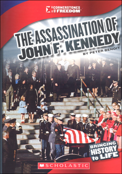 Assassination of JFK (Cornerstones of Freedom 3rd Series)