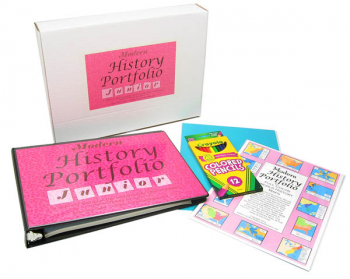Modern History Portfolio Junior Kit