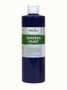Violet Tempera Paint 16 oz.