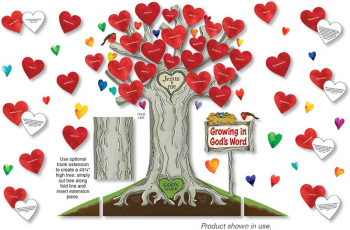 Growing in God's Word Bulletin Board Set