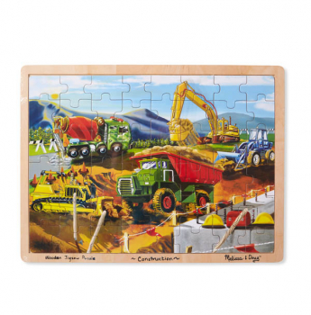 Construction 48-pc Jigsaw