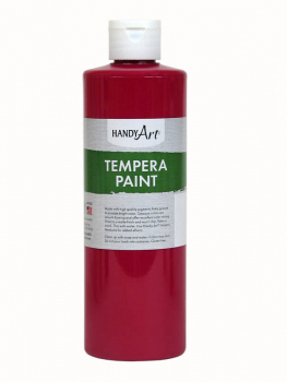 Magenta Tempera Paint 16 oz.