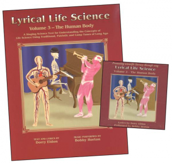 Lyrical Life Science Vol. 3 text and CD
