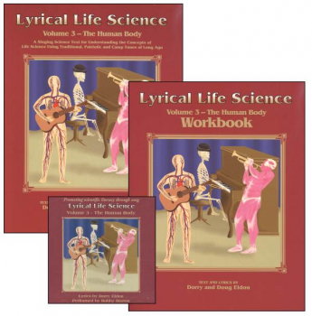 Lyrical Life Science Volume 3 set w/ CD