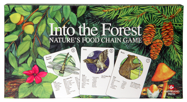 Into the Forest Game