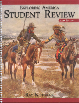 Exploring America Student Review Book 2019 Ed.