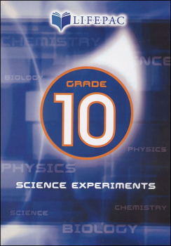 Science Experiments Grade 10 DVD