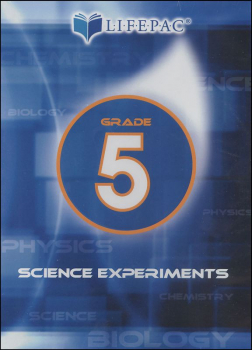 Science Experiments Grade 5 DVD
