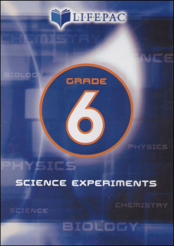 Science Experiments Grade 6 DVD