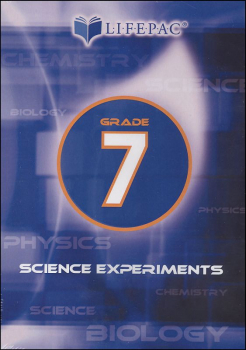 Science Experiments Grade 7 DVD